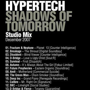 HyperTech - Shadows of Tomorrow-Studio Mix-December 2007