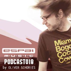 Oliver Schories - Espai Podcast 018