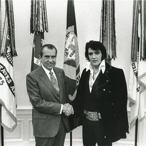Episode 19 - Nixon and Elvis - The President and the King