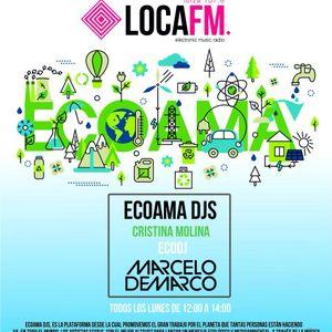 Ecoamadjs Loca Fm Ibiza 107.6  21/5/18