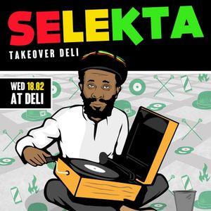 My Lord Sound 18/2/15 at SELEKTA