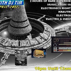 In The Mix With DJ Tim - Friday 28th April 2017 - Preston Hospital Radio - (PHR)