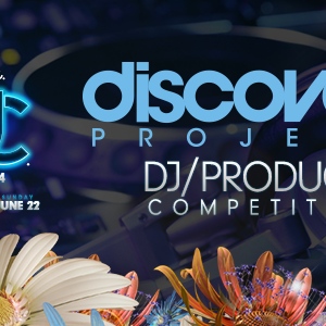 Discovery Project: EDC Las Vegas 2014 mix