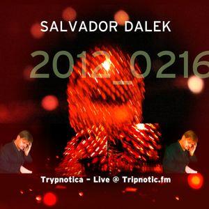 Day 055.06 : ReFresh - Salvador Dalek Live (2012_0216) at Tripnotic.fm
