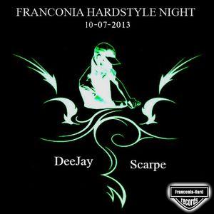 Franconia Hardstyle Night 10-07-13