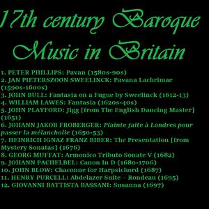 17th Century Baroque Music in Britain