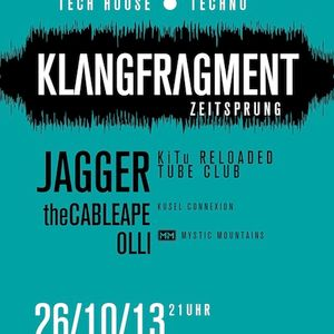 2013-10-26 Mystic Mountains feat. Olli at Klangfragment Zeitsprung Part 2