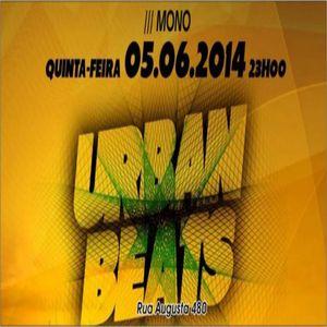 D-forms Urban beats DJ Set Promo