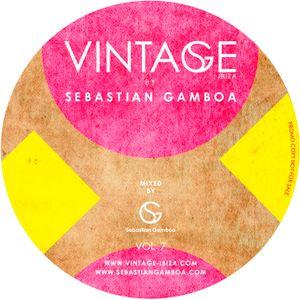 Vintage Ibiza by Sebastian Gamboa Vol. 7