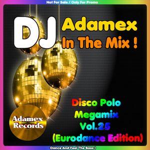 DJ Adamex - Disco Polo Megamix Vol.25