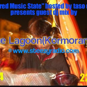 ''Altered Music State''radio show by taso dot K presents guest dj  mix by Blue Lagoon(Kormoranos)