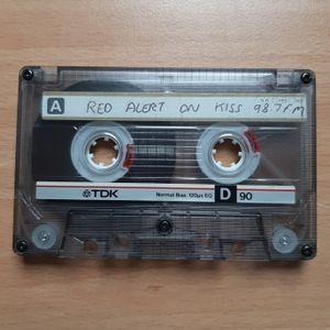 DJ Andy Smith Lockdown tape digitising Vol 9 - Kool DJ Red Alert Kiss FM NYC 1991