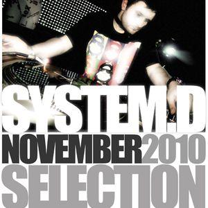 November 2010 Selection [GOOD STEREO VERSION!!]