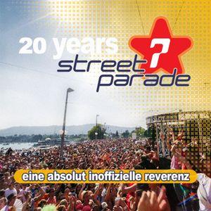 20 years Street Parade | mixed by q.biq | 12.08.2012