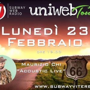 Maurizio Chi live @ Subway Webradio
