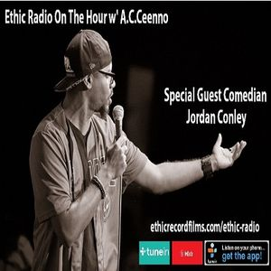On The Hour w'Special Guest Jordan Conley 11-18-16