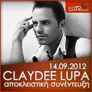 CLAYDEE LUPA : Exclusive Live Interview
