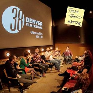 Ep. 176 - Live! from the 38th Annual Denver Film Festival