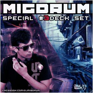 DJ MIGDRUM 3 DECK MIX VOL.1