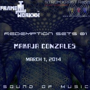 MaKaJa Gonzales - FRAME WORKXX REMDEMTION SETS 01: March 1, 2014