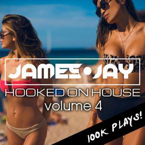 #HookedOnHouse - House Sessions Mix 2017 - Volume 4 (July 004)