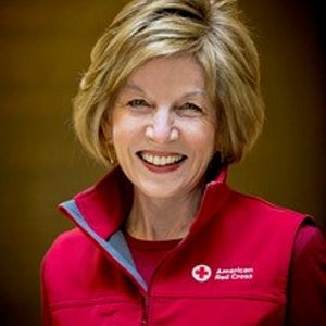 Linda C. Mathes - The passion and generosity of the Red Cross