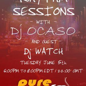 Dj Ocaso - Night Rhythm Sessions 023 [June 05 2012] Part 1 on Pure.FM