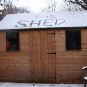 The Shed #232 (02.02.2016)