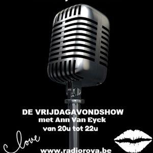 de vrijdagavondshow  ann van eyck deel I & II 31.03.2017
