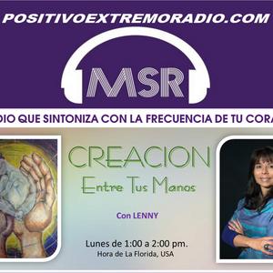 CREACION ENTRE TUS MANOS -LENNY Z  -04-17-17-