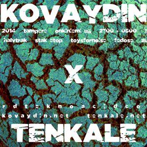 Zutsuu @ Kovaydin X Tenkale (18.10.2014 @ Underground, Tampere, Finland)