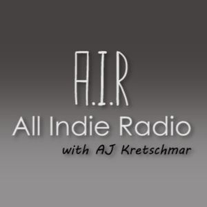 All Indie Radio - 10th January 2016