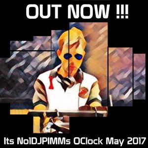 Its DJ PIMMs OClock May 2017