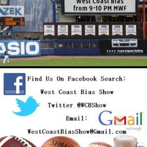 West Coast Bias Show October 17th 2011