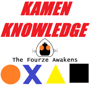 Kamen Knowledge - The Fourze Awakens Episode 1: Kengo Utahoshi's Fidget Spinner