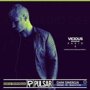 Pulsar by Dani Sinergia #89 (30 - 12 - 2017) Pulsar Radio Show