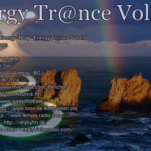 Pencho Tod ( DJ Energy- BG ) - Energy Trance Vol 270