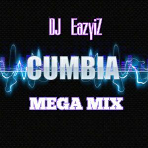 DJ EazyiZ Cumbia Mega Mix