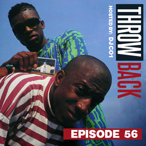 Throwback Radio #56 - DJ Fresh Vince (Backyard Party Mix)