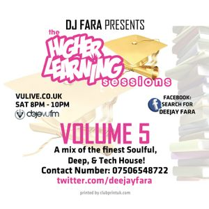The Higher Learning Sessions Ep 1 06-11-10