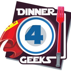 Dinner 4 Geeks Extra! It's A Wonderful Life 2016!