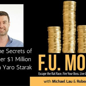15: Discover the Secrets of Making Over $1 Million Online with Yaro Starak