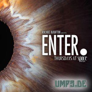 Petar Dundov – Live at Enter, Space Ibiza 03-07-2014