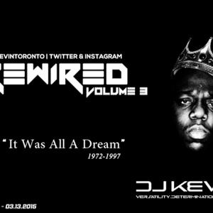 DJ Kevin - Rewired Podcast Series (Vol.3)