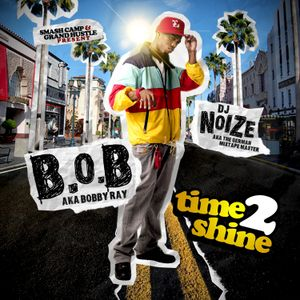 DJ Noize and B.o.B - Time 2 Shine