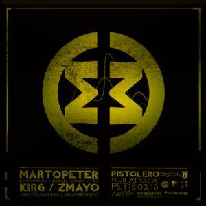 Pistolero Podcast 036 - Zmayo (aka Mayix) DJ set @ Pistolero (Klub Attack, Zagreb) - 15-03-2013