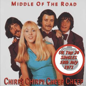 UK TOP 20 SINGLES for July 18th 1971