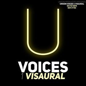 Unison Producers Presents UNISON VOICES 1: VISAURAL