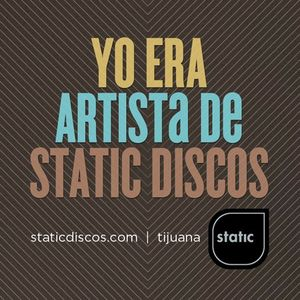 Sorry im late / STATIC DISCOS