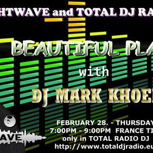 DJ MARK KHOEN FEB 28 RADIO SET
